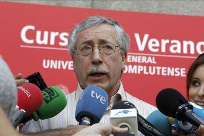 Fernández Toxo pide un aumento de la presión fiscal para salir de la crisis