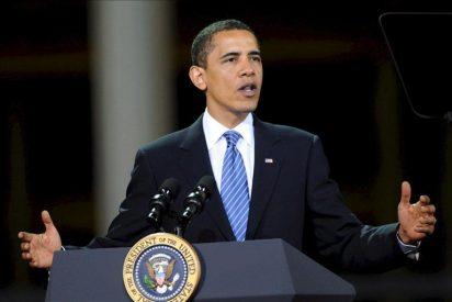 Obama confirma su apoyo a la mediación rusa en Libia