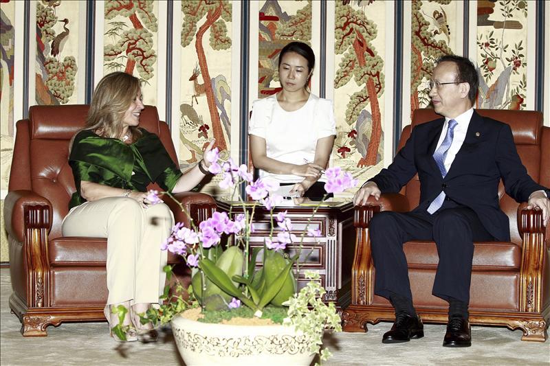España y Corea del Sur firman un convenio de seguridad social