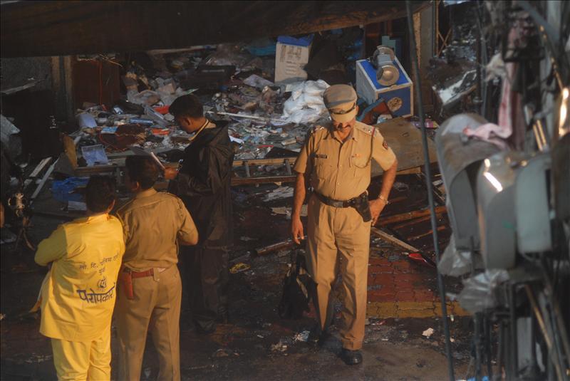 Las autoridades indias sitúan en 17 el número de muertos en el ataque de Bombay
