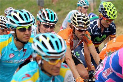 Samuel Sánchez gana en Luz-Ardiden, Contador cede trece segundos sobre los favoritos