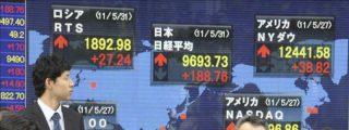 El índice Nikkei subió 3,33 puntos, el 0,03 por ciento, hasta 9.939,45 puntos