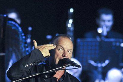 Un sinfónico Sting enamora en el Festival de los Jardines de Cap Roig