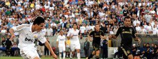 1-4. El Real Madrid se estrena con goleada frente al Galaxy