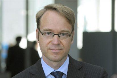 """El presidente del Bundesbank advierte contra el efecto """"destructor"""" de los eurobonos"""