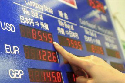 El euro baja en la apertura hasta 1,4080 dólares en Fráncfort