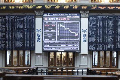 La bolsa española comienza la sesión con recortes y el IBEX cede el 0,42 por ciento