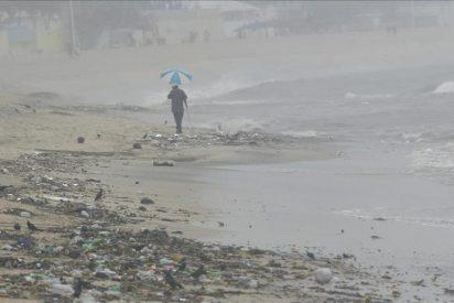 """""""Bret"""" se fortalece y amenaza con transformarse en huracán"""