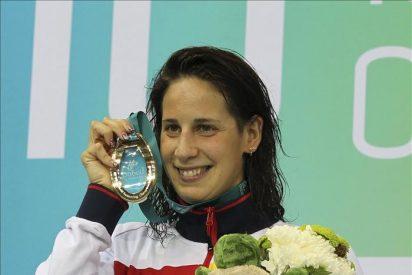Erika Villaécija se clasifica para JJOO Londres con 10º puesto en los 10 km.