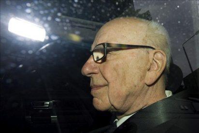 Rupert Murdoch y su hijo James declaran hoy ante la Cámara de los Comunes por las escuchas ilegales