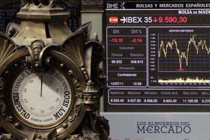 La bolsa española abre en positivo y el IBEX sube el 0,52 por ciento