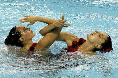 Un tango le da a España la tercera posición en el dúo artístico