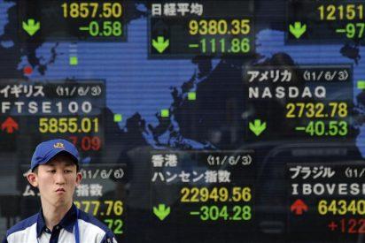 El Nikkei sube 11,77 puntos, el 0,12 por ciento, hasta 10.017,67 puntos