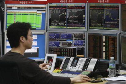La Bolsa de Seúl cierra a la baja por las ventas de los inversores extranjeros