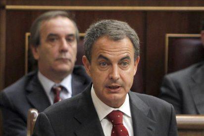Zapatero viaja a Bruselas y confía en que el Eurogrupo calme los mercados