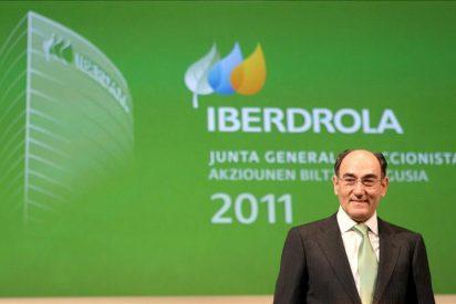 Iberdrola gana 1.563 millones en el primer semestre, un 6,6 por ciento más