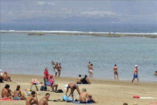 España recibe 24,8 millones de turista extranjeros hasta junio, un 7,5 por ciento más