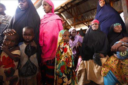 Dadaab, el mayor campo de refugiados del mundo, desbordado por el éxodo somalí