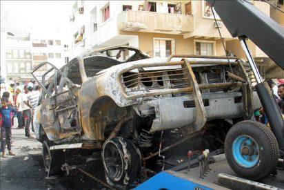 Al menos cinco soldados yemeníes muertos y 16 heridos en atentado en Adén