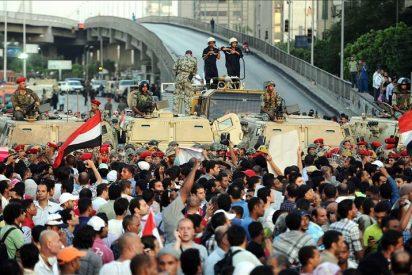 Ascienden a 230 los heridos durante los últimos enfrentamientos en El Cairo