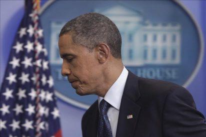 """Obama reitera su rechazo a una solución a """"corto plazo"""" para la deuda"""
