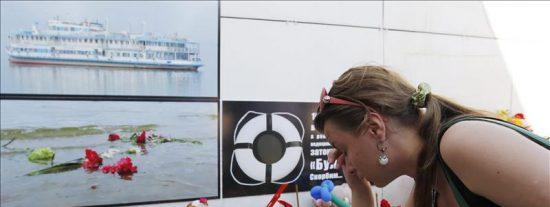 """Finaliza la búsqueda de desaparecidos en el naufragio del """"Bulgaria"""""""
