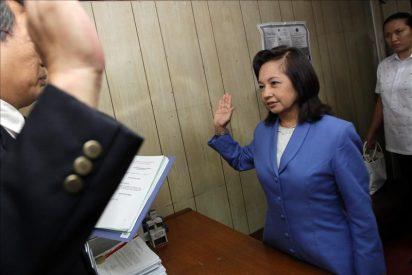 La expresidenta filipina se enfrenta a una nueva denuncia por malversación