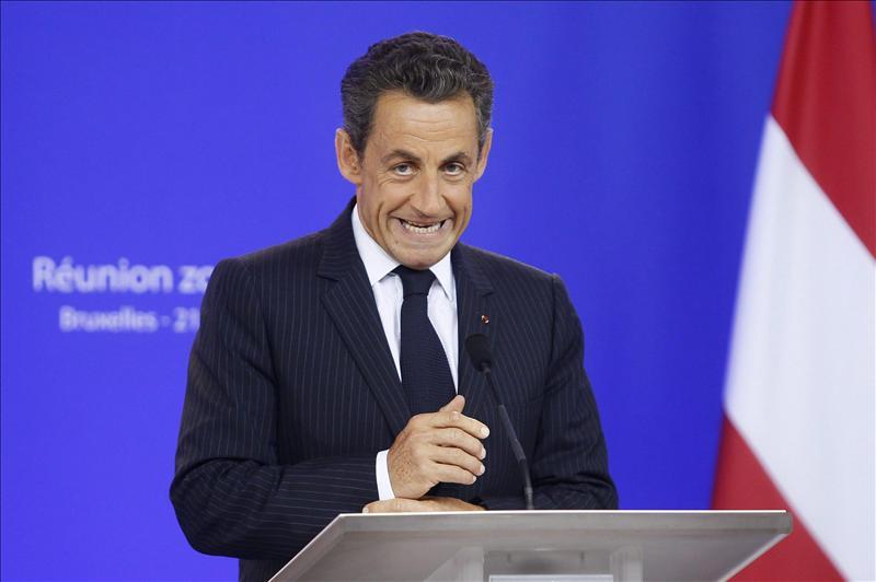 Sarkozy quiere que las cumbres sean el elemento central del gobierno del euro