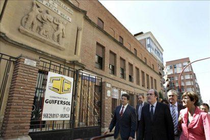 """El ministro de Educación dice que el compromiso del Gobierno es """"no olvidar Lorca"""""""