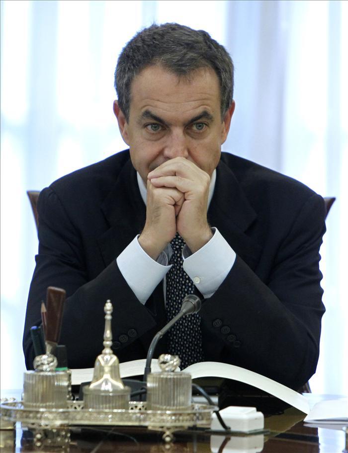 """Zapatero asegura que todos pueden estar """"absolutamente tranquilos"""" con la CAM"""