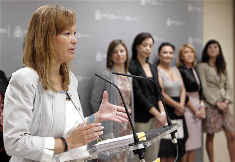 Pajín asegura que se culminará la Ley de igualdad de trato desde el consenso