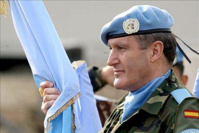 """El jefe de la misión de la ONU en el Líbano reconoce que FINUL es """"un blanco fácil"""""""