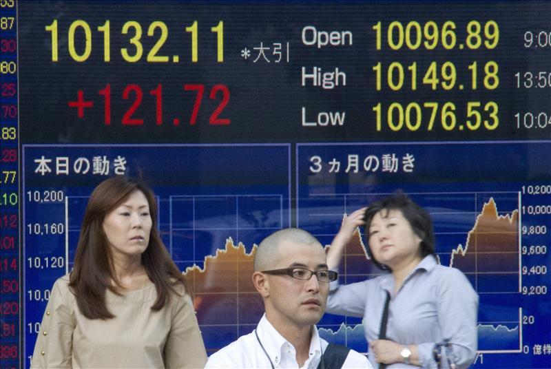 El yen y la inquietud por EEUU arrastran al Nikkei