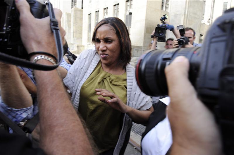 La camarera supuestamente agredida por Strauss-Kahn se reúne con la fiscalía de Nueva York
