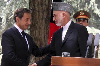 Francia pide perdón después de que sus tropas mataran a tres civiles afganos