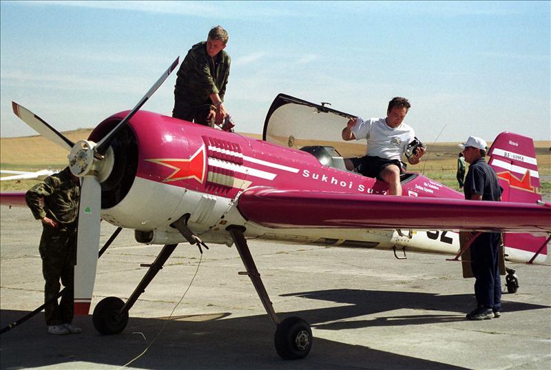Mueren dos personas al caer una avioneta cerca del aeródromo de Marugán (Segovia)