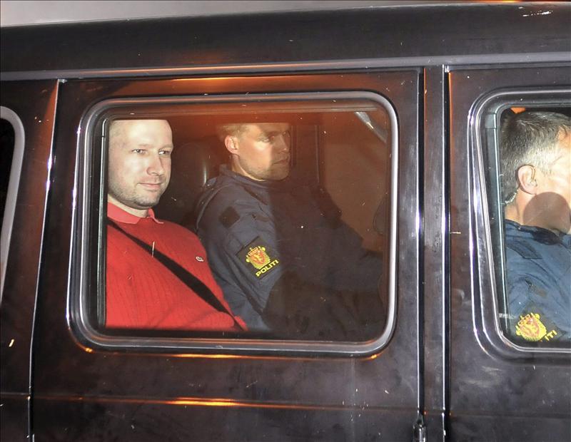 Breivik será interrogado hoy de nuevo por la policía