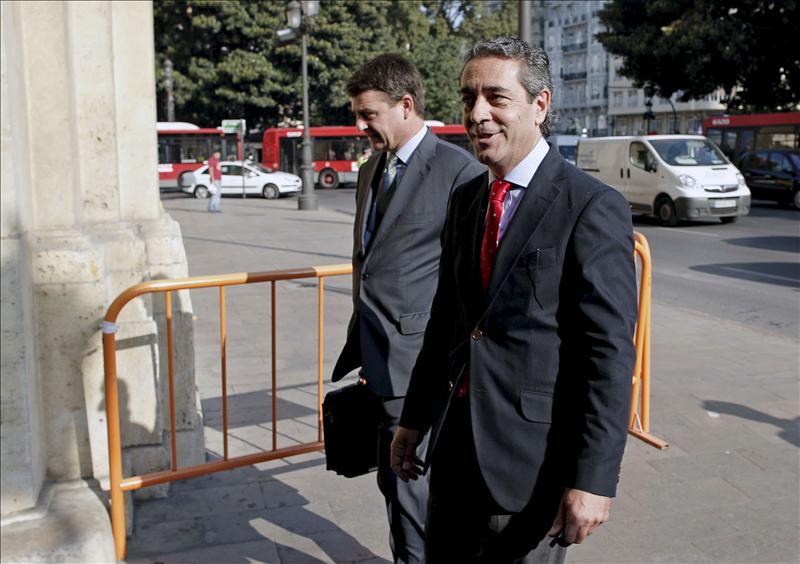Costa y Campos presentan el aval para afrontar la fianza del caso Gürtel