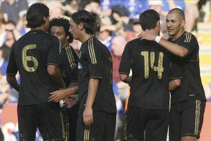 1-2. El Madrid firma ante el Leicester su quinto triunfo europeo y emprende viaje a China