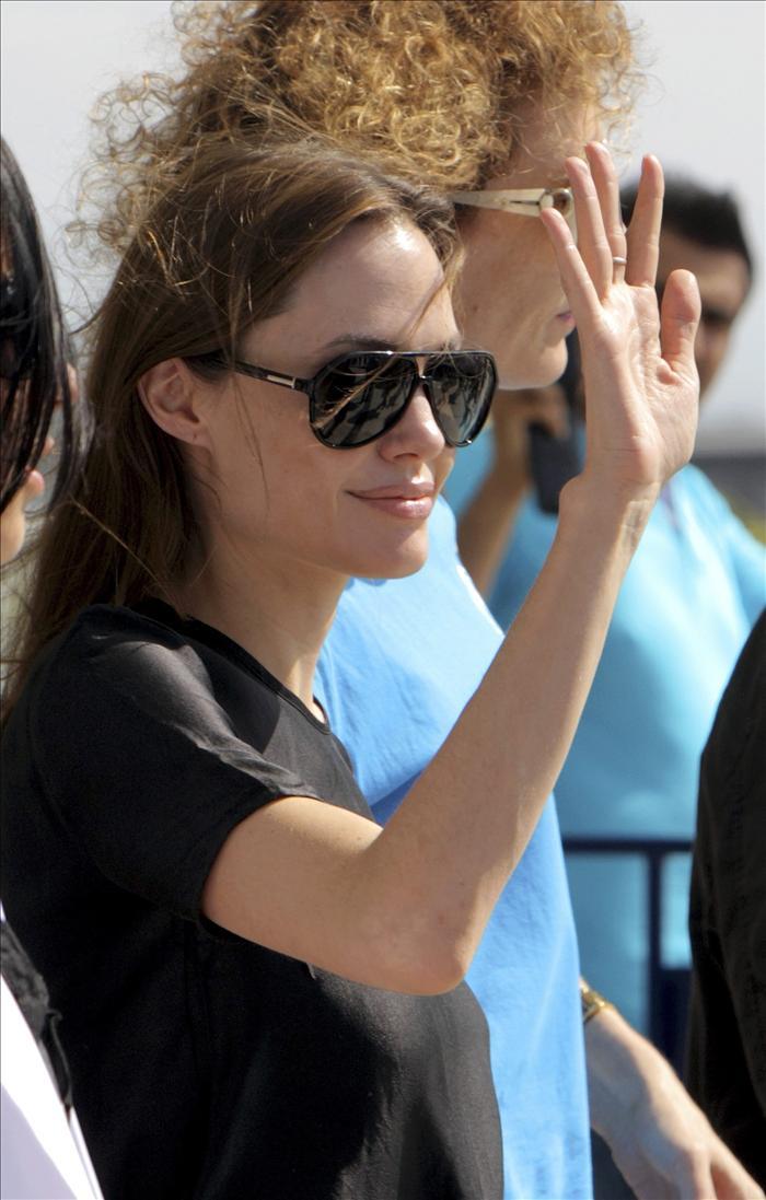 Angelina Jolie, premiada en el Festival de Cine de Sarajevo