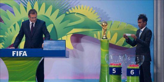 La campeona del mundo queda en el 'grupo de la muerte' en el camino a Brasil 2014
