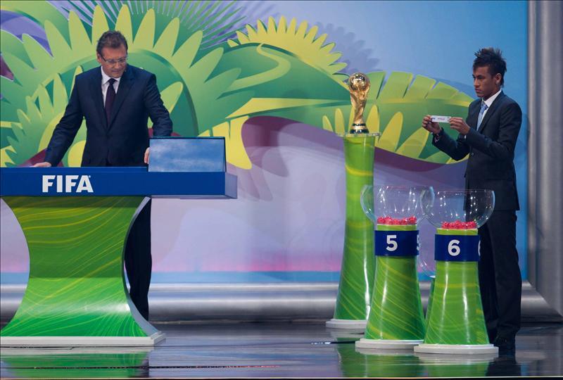 España jugará las eliminatorias con Francia en el 'grupo de la muerte'