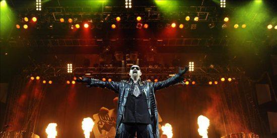 """Judas Priest se reafirman como los """"dioses del metal"""" en su adiós a Madrid"""