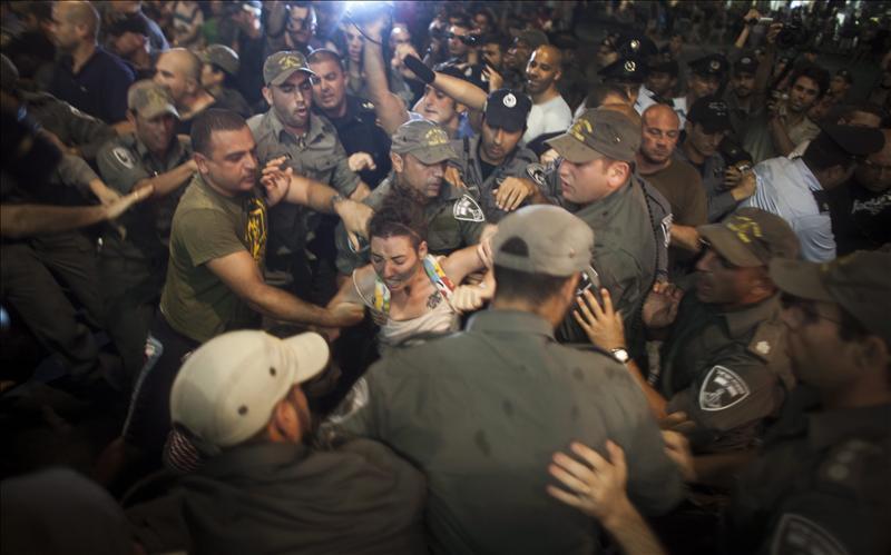 El Parlamento israelí valora suspender sus vacaciones por las protestas de los indignados