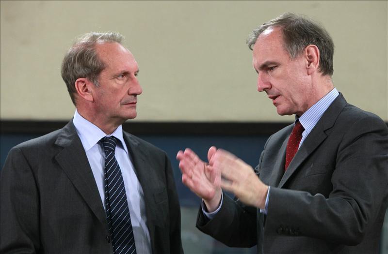 """París pide """"más acompañamiento"""" en Libia a España, Alemania y Polonia"""