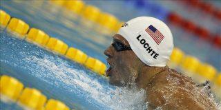 Lochte suma su quinta medalla de oro en los Mundiales de Natación de Shanghái
