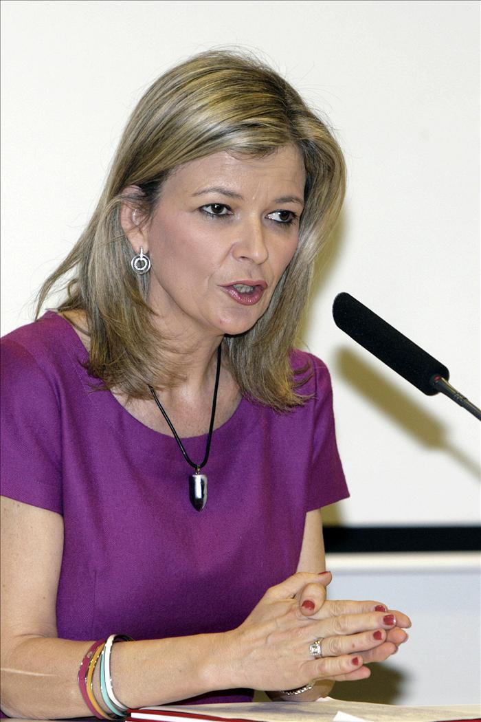 """La portavoz del CGPJ cree que dar las competencias en Justicia a las CCAA """"ha producido disfunciones"""""""