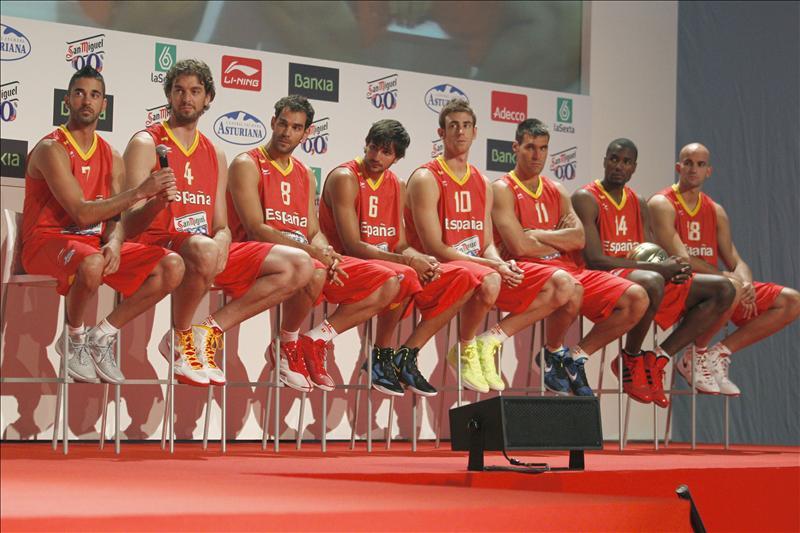 """San Emeterio declara que la selección de baloncesto es """"un equipazo en un buen momento de madurez"""""""
