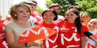 """Esperanza Aguirre: """"La JMJ es un honor para todos"""""""