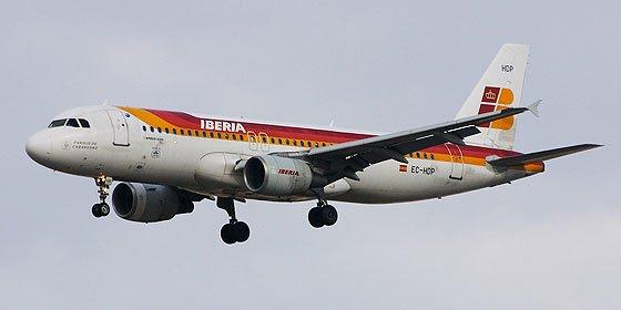 Llega a Madrid un avión de La Habana con un muerto entre las ruedas